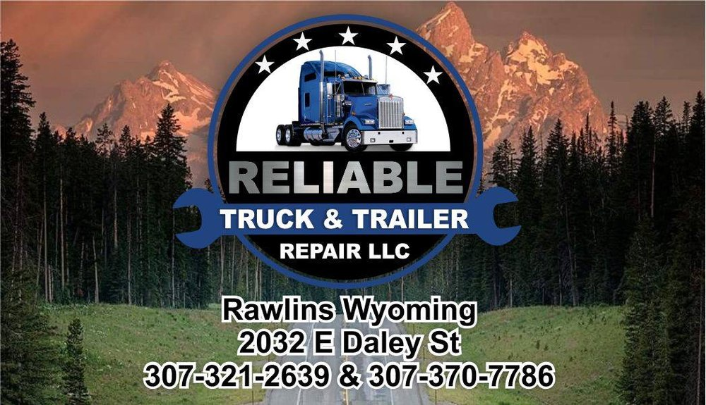 Reliable Truck Repair & Tire Service: 2302 Daley St, Rawlins, WY