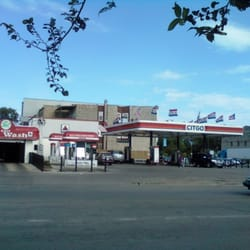 Photo Of Citgo Gas Service Station