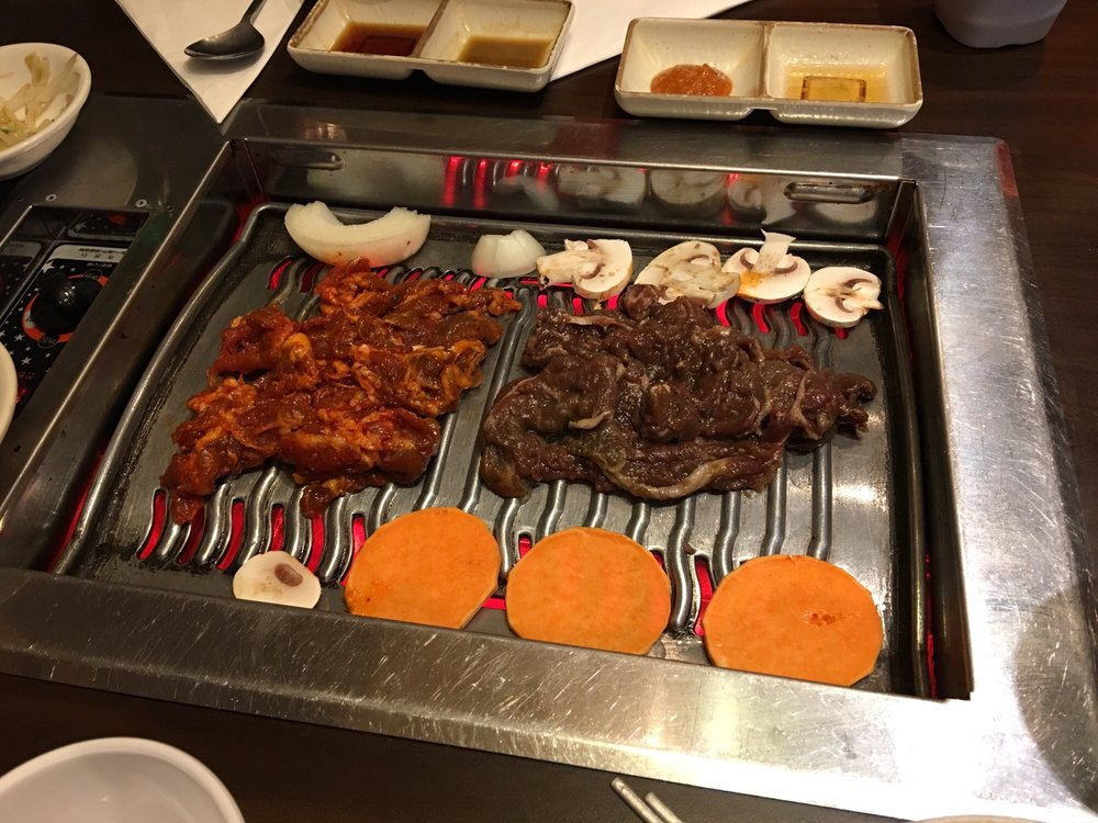 Spicy Grill