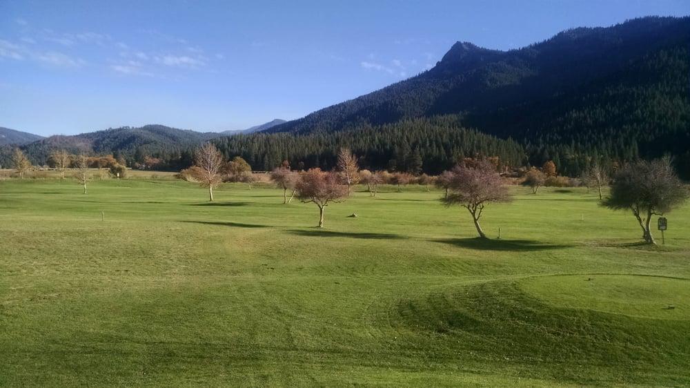 Mt Huff Golf Course: 15301 Hwy 89, Crescent Mills, CA