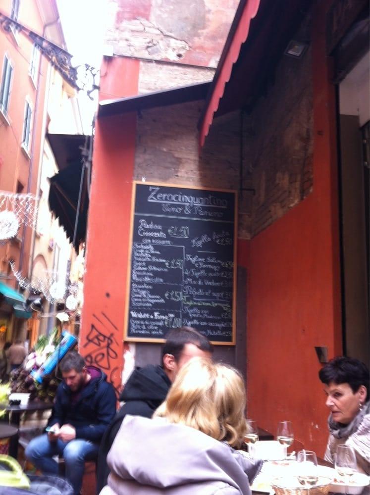 ristorante 051 zerocinquantuno bologna performing - photo#2
