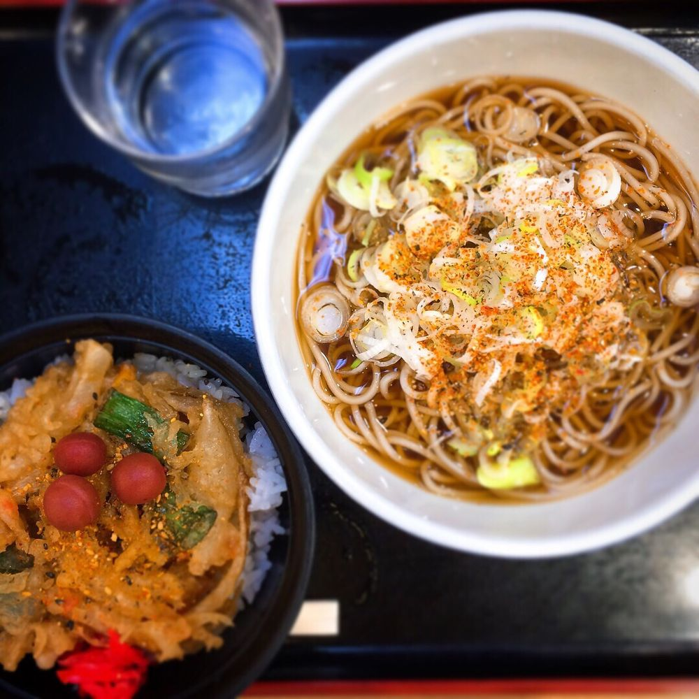 Komorosoba Kayabachō