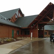 Photo Of Grand Ely Lodge Mn United States Outside The
