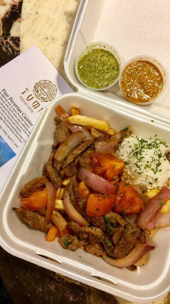 Tumi Fine Peruvian Restaurant: 961 W Ray Rd, Chandler, AZ