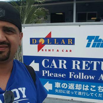 Dollar Hire Car Hawaii