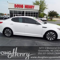 Doug Henry Greenville Nc >> Doug Henry Of Greenville Car Dealers 3211 S Memorial Dr