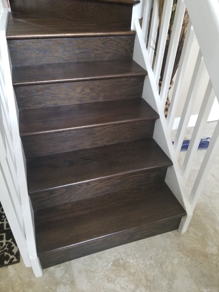 Laminate Staircase   Yelp