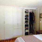 Hanging Under Slanted Photo Of Creative Closet Solutions   Merrimack, NH,  United States.