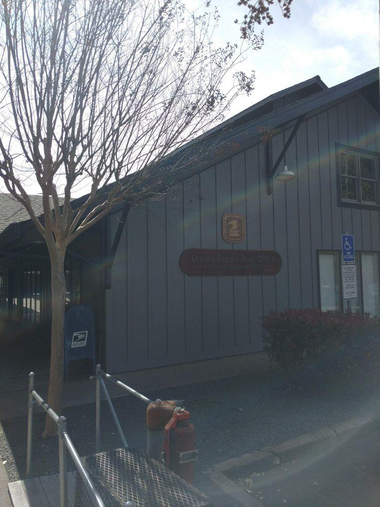 US Post Office: 8930 Sonoma Hwy, Kenwood, CA