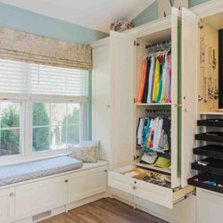 Photo Of The Closet Works Montgomeryville Pa United States Double Hanging
