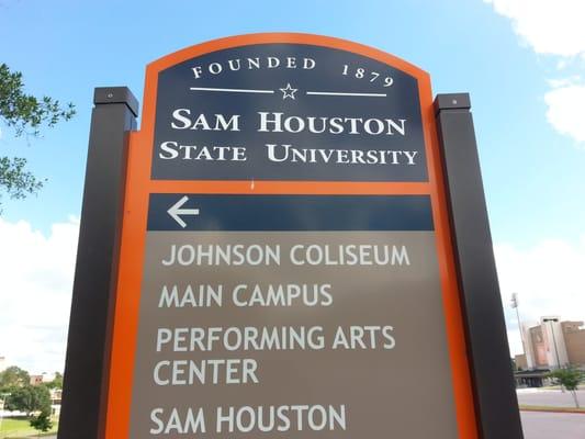 Sam Houston State University 1905 University Ave Huntsville
