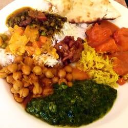 Photo Of Guru India Restaurant Chapel Hill Nc United States Lunch Buffet
