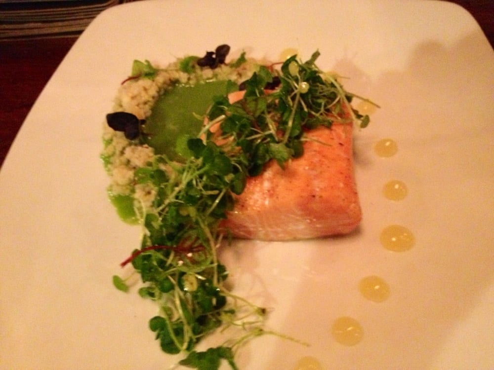 how to cook tasmanian salmon