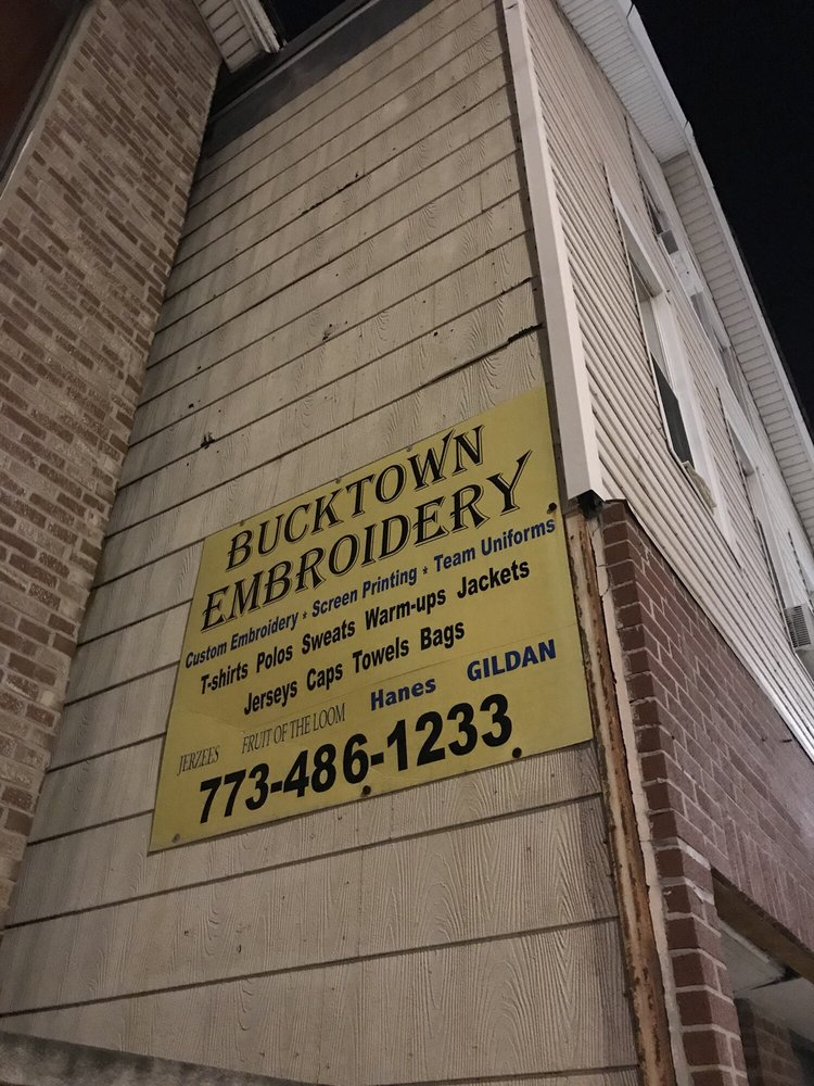 Bucktown Embroidery 22 Reviews Printing Services 2114 N