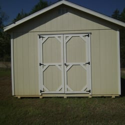Photo Of BackYard Storage   Travelers Rest, SC, United States. 12x16  Utility Style