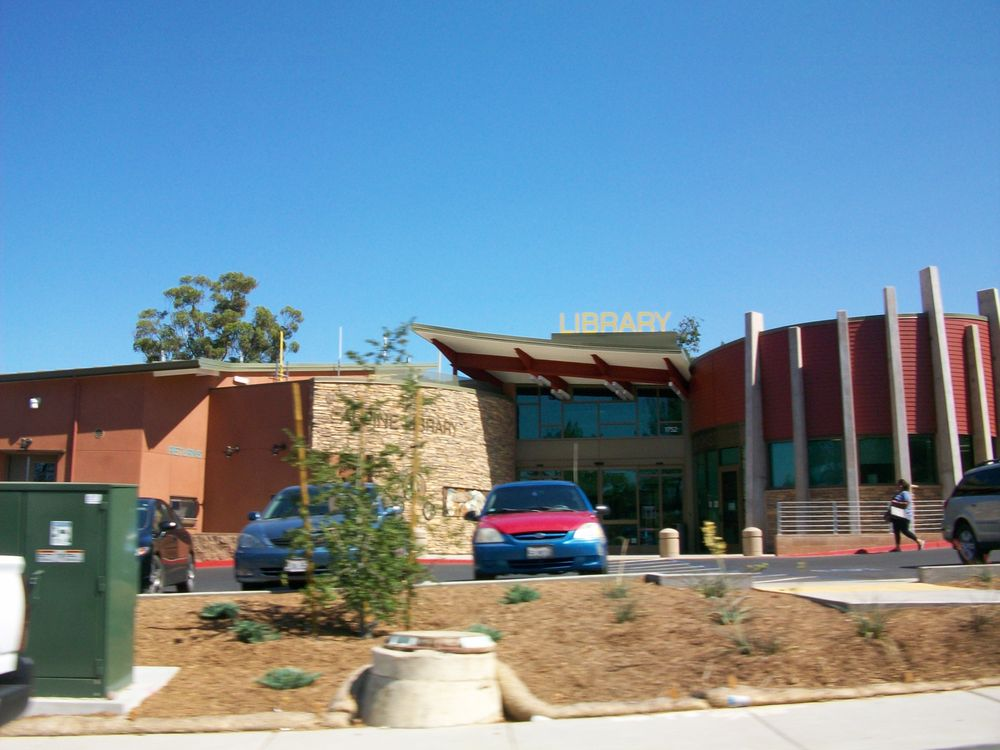 Alpine County Library: 1752 Alpine Blvd, Alpine, CA