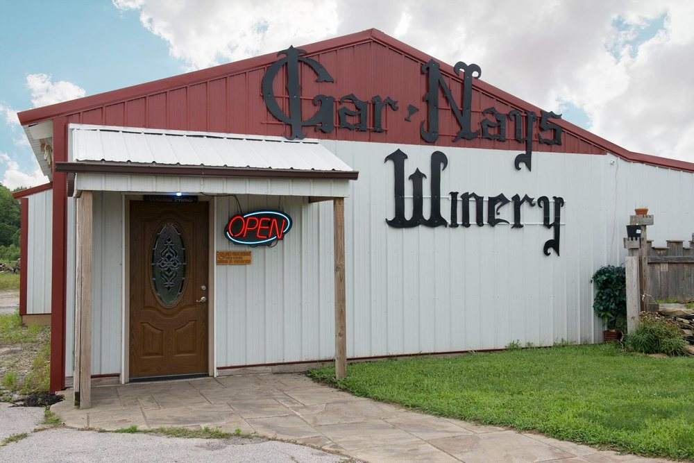 Gar-Nay's Winery: 1846 Wells Rd, Collins, OH