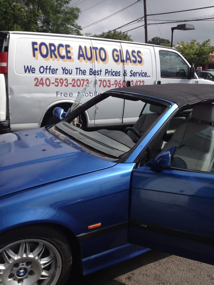 Force Auto Glass