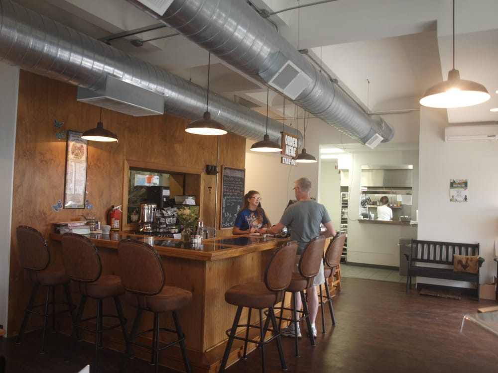 Iron Works Cafe Manistee Menu