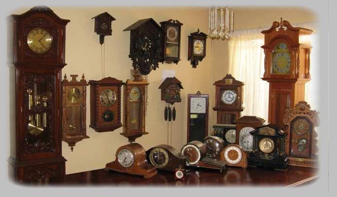 Country Clocksmith: 509 Main St, Wilton, WI