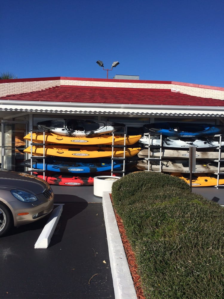 Jack's Kayaks: 1764 Missouri Ave N, Largo, FL