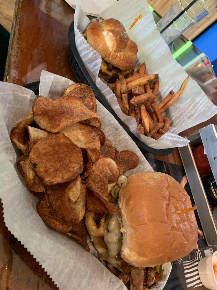 The Blue Shamrock Pub: 223 Mill St, Saint Louis, MI