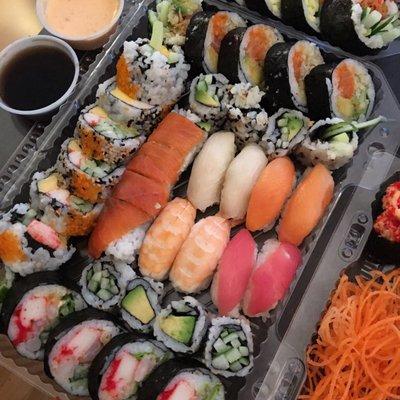 Hiroko sushi