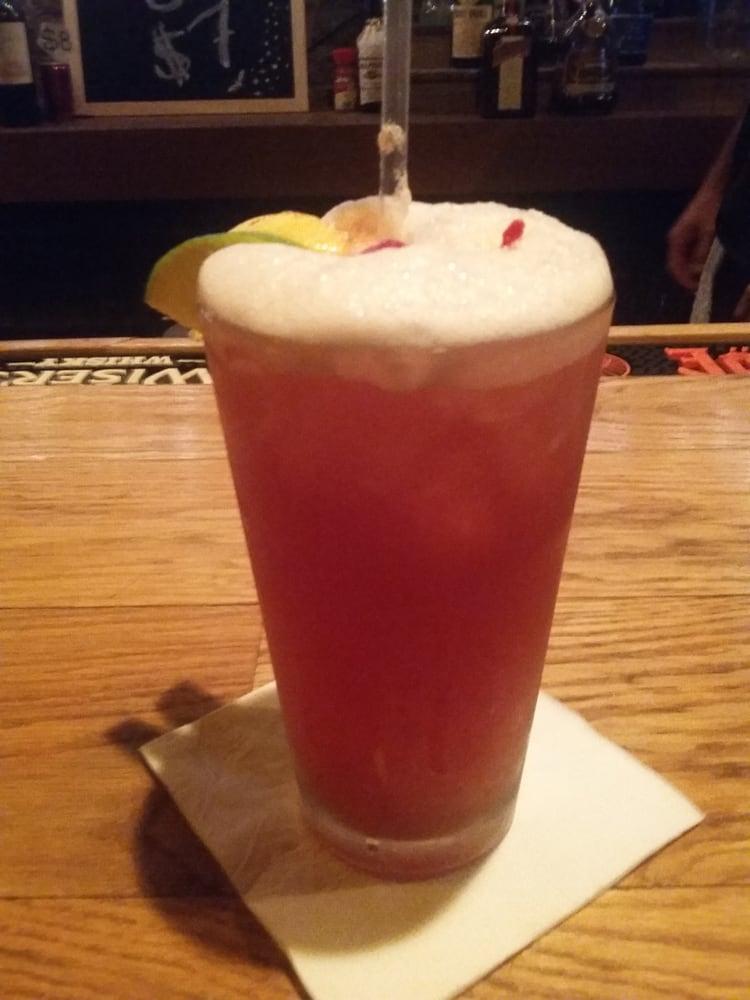 Ginger Rum Punch wt 10 bucks. - Yelp