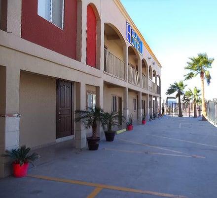 Hotel dial hoteles av insurgentes s n guadalupe for Hoteles en insurgentes
