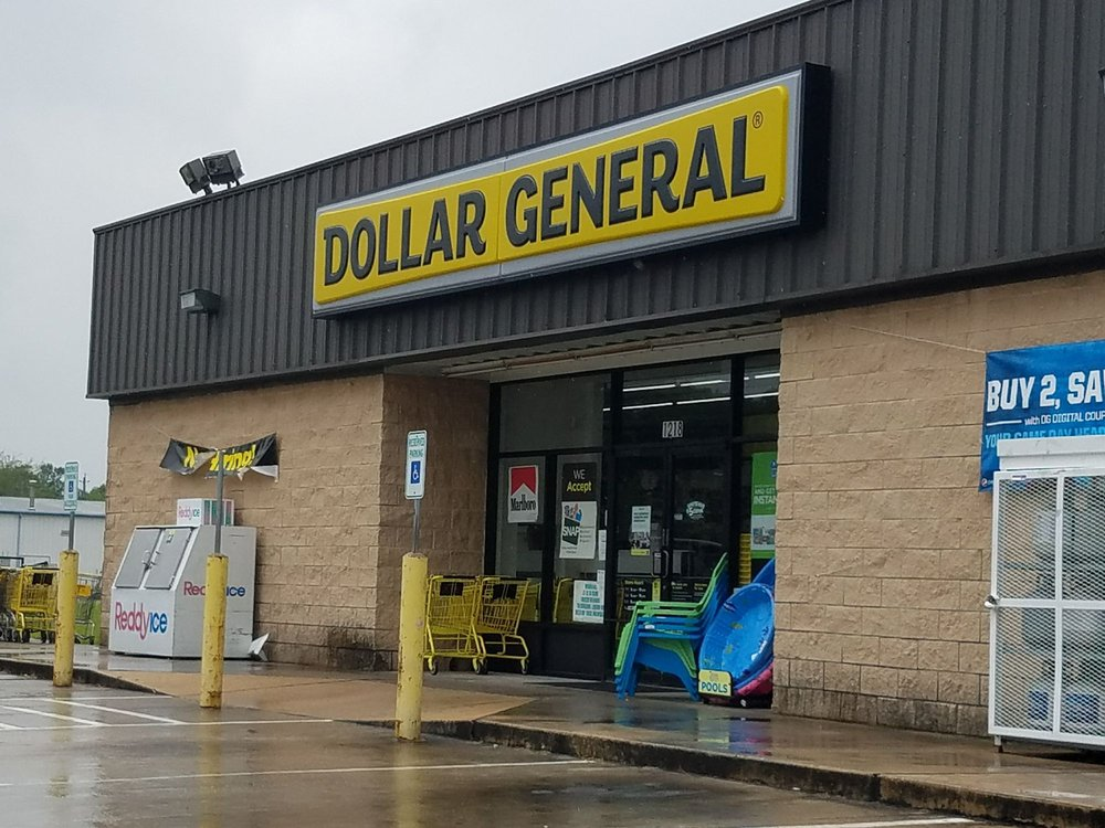 Dollar general l gprisbutiker 1218 s broadway st la for La porte texas usa