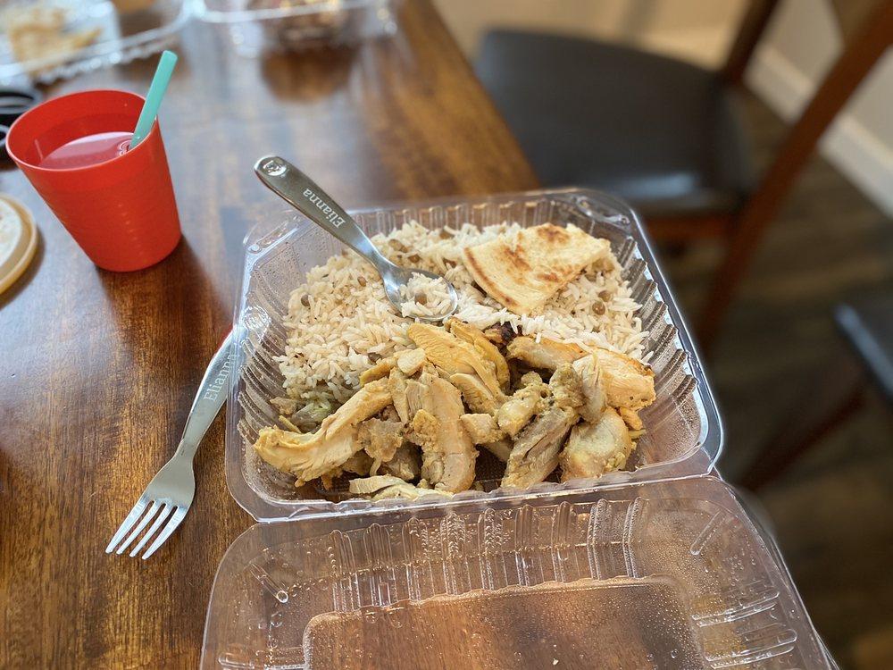 Food from Padria Mediterranean Cafe