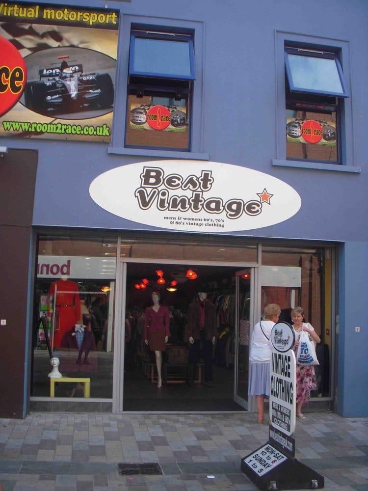 a9353d18367 Best Vintage - CLOSED - 11 Photos - Men s Clothing - 35 Ann Street ...