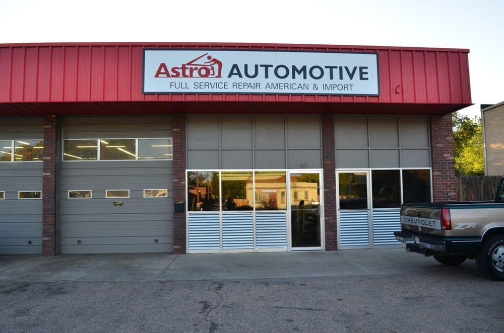 Astro Automotive