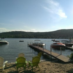 Photo Of Lake S Motel Cottages Moultonborough Nh United States View