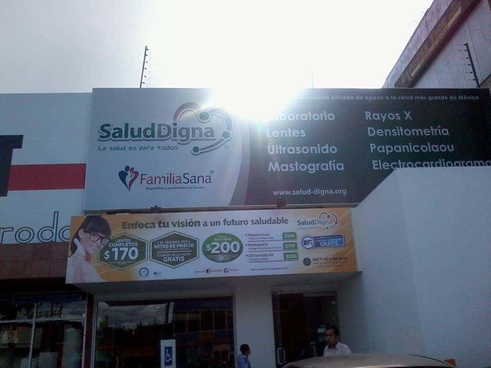 salud digna - medical centers