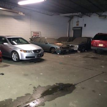Newark Airport Enterprise Car Rental Return