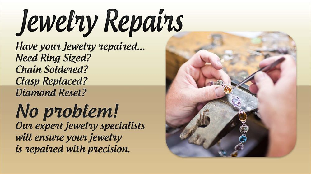 Ninas Jewelry Repair & Watch Battery Store