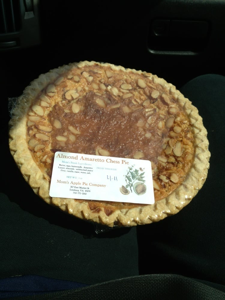 Almond Amaretto Chess Pie | Yelp