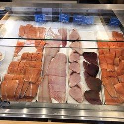Photo of Hapuku Fish Shop - Oakland, CA, United States. Nice cuts of fresh fish!