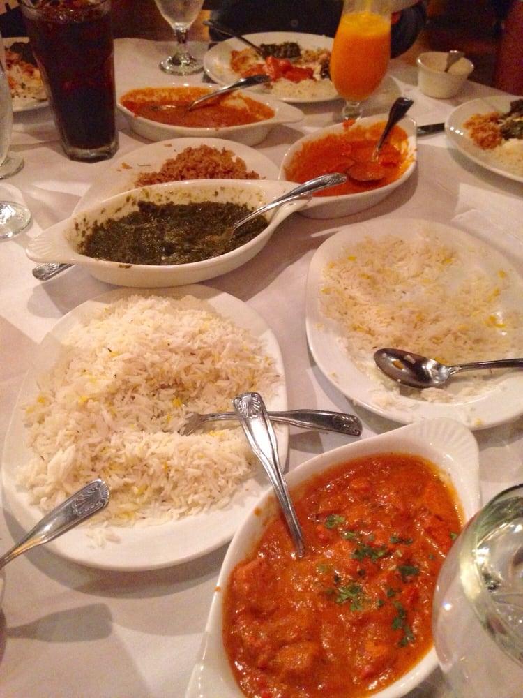 Handi Indian Cuisine: 18 N Main St, Greenville, SC