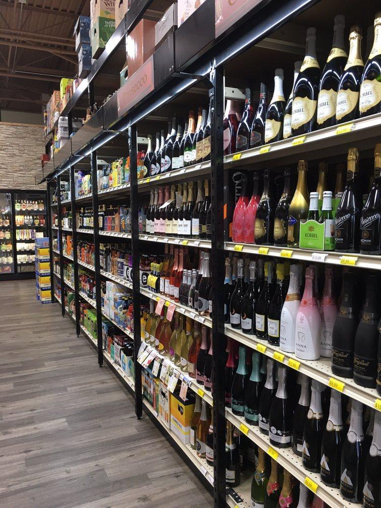 Kearny Plaza Discount Liquors: 190 Passaic Ave, Kearny, NJ