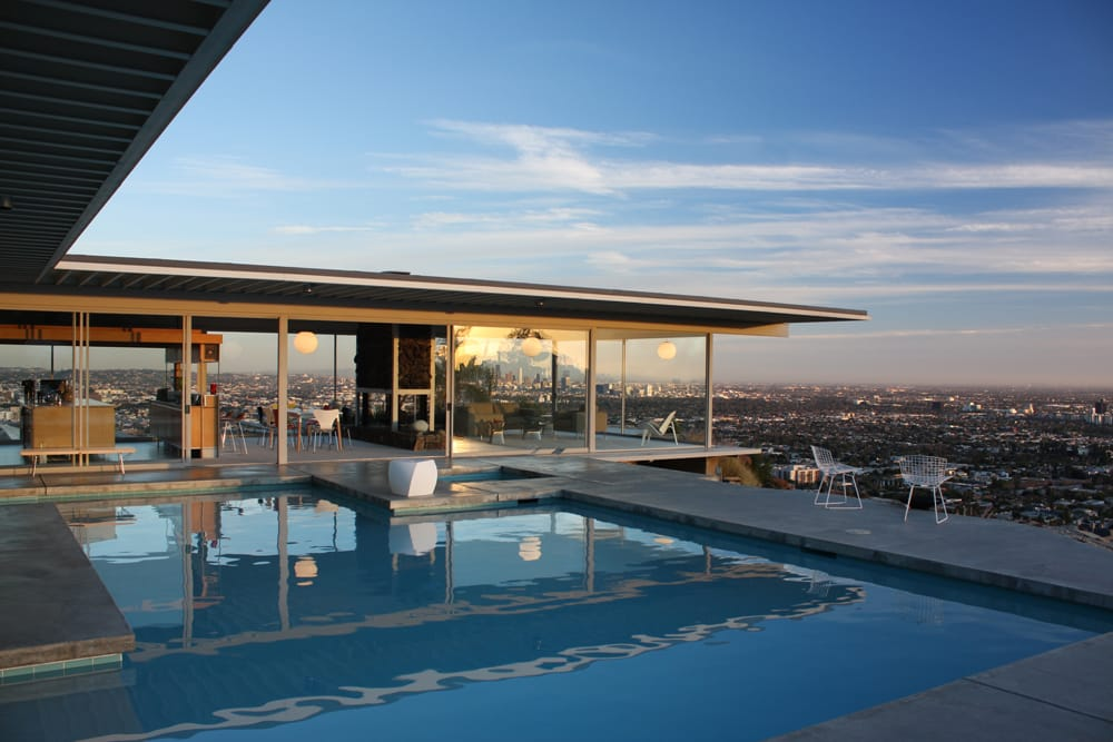 Case Study House no      Los Angeles       Photographs   The Most