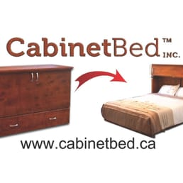 Photo Of CabinetBed Inc   Abbotsford, BC, Canada. CabinetBed From A Cabinet  To