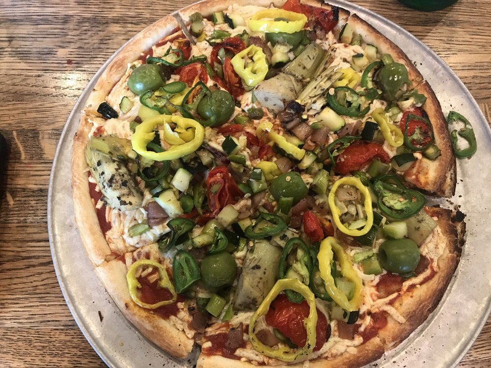 Food from Herb & Fire Pizzeria