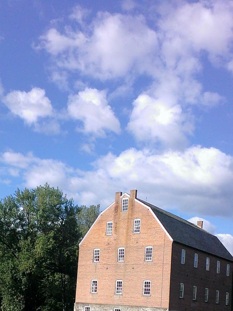 Bollinger Mill State Historic Site: 113 Bollinger Mill Rd, Burfordville, MO