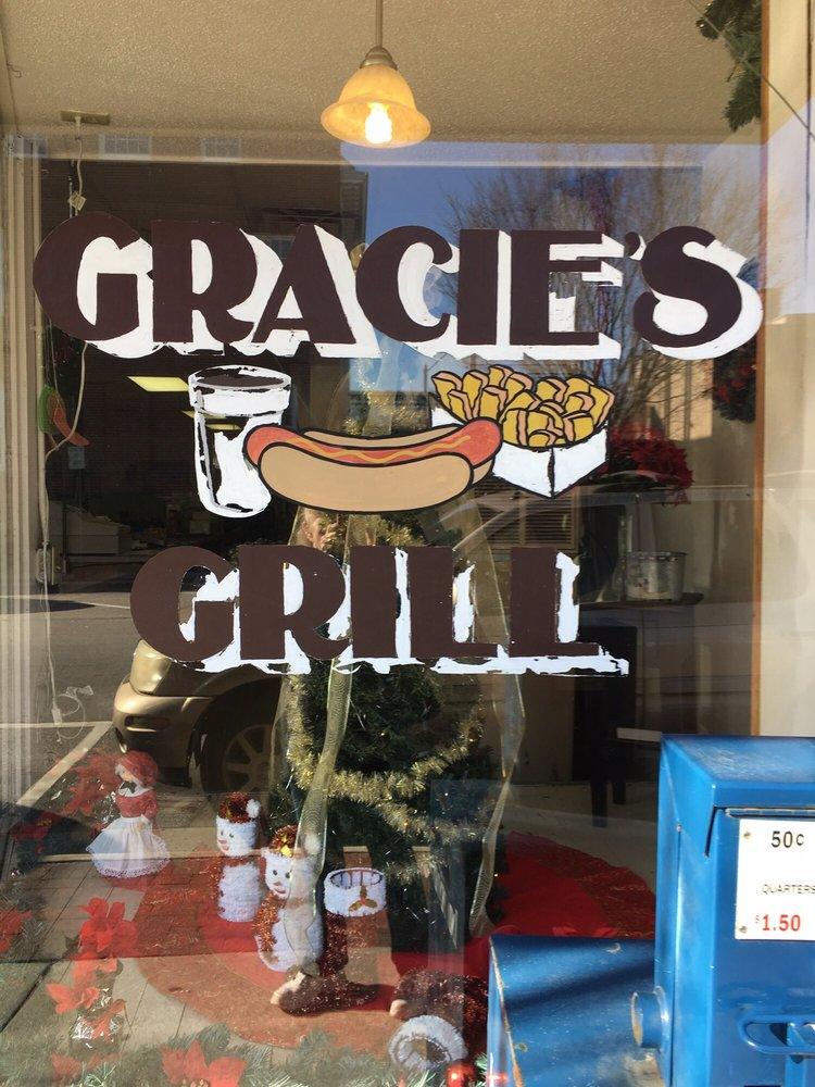 Gracie's Grill: 123 Vance St, Clinton, NC