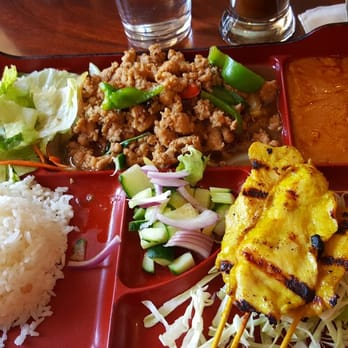 Thai Cafe San Ramon Menu