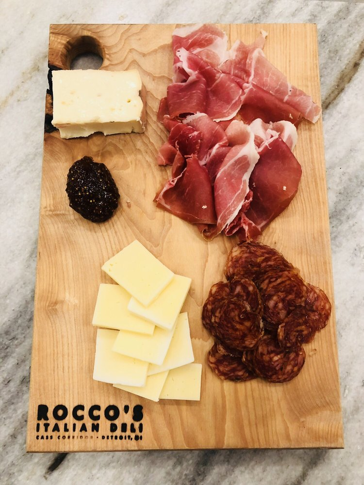 Rocco's Italian Deli: 3627 Cass Ave, Detroit, MI