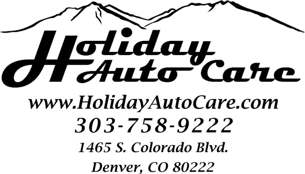 Holiday Auto Care