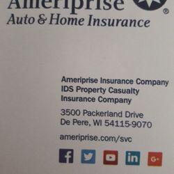 Ameriprise Car Insurance >> Ameriprise 227 Reviews Auto Insurance 3500 Packerland Dr De